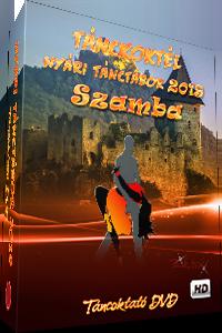 SZAMBA - Nyári Tánctábor 2019 - LETÖLTHETŐ TÁNCOKTATÓ DVD