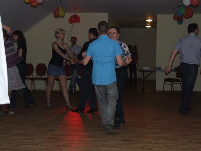 Táncos buli Páty 2011. április