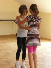 Gyerek tánctábor 2010. Páty