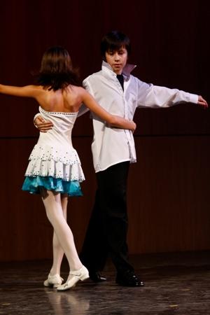 Tánckoktél Kupa2009 Rumba táncverseny