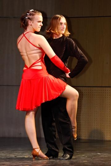 2009 Rumba táncverseny