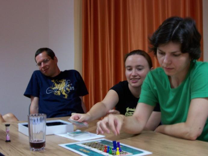 Activity party Nován - nyári tánctábor 2010