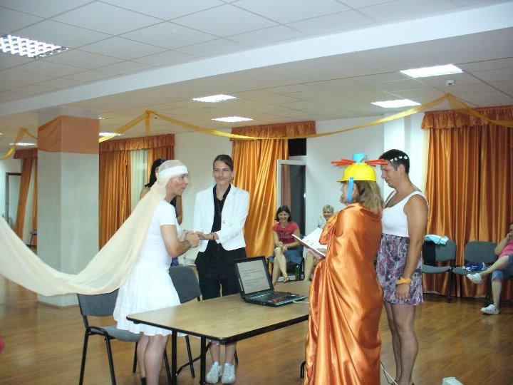 Nyári tánctábor - Esti vicces műsor