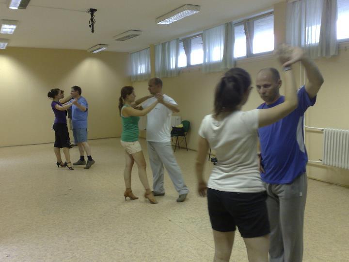 Tánciskola - tánctanfolyam képek