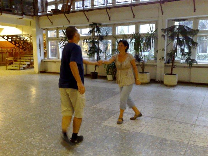Táncóra Dorog - hobbi tánccsoport