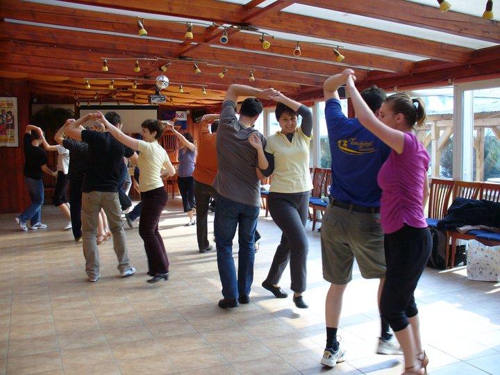 Őszi tánctábor