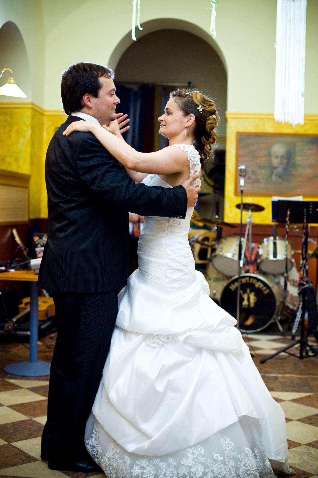Táncoktatás esküvőre