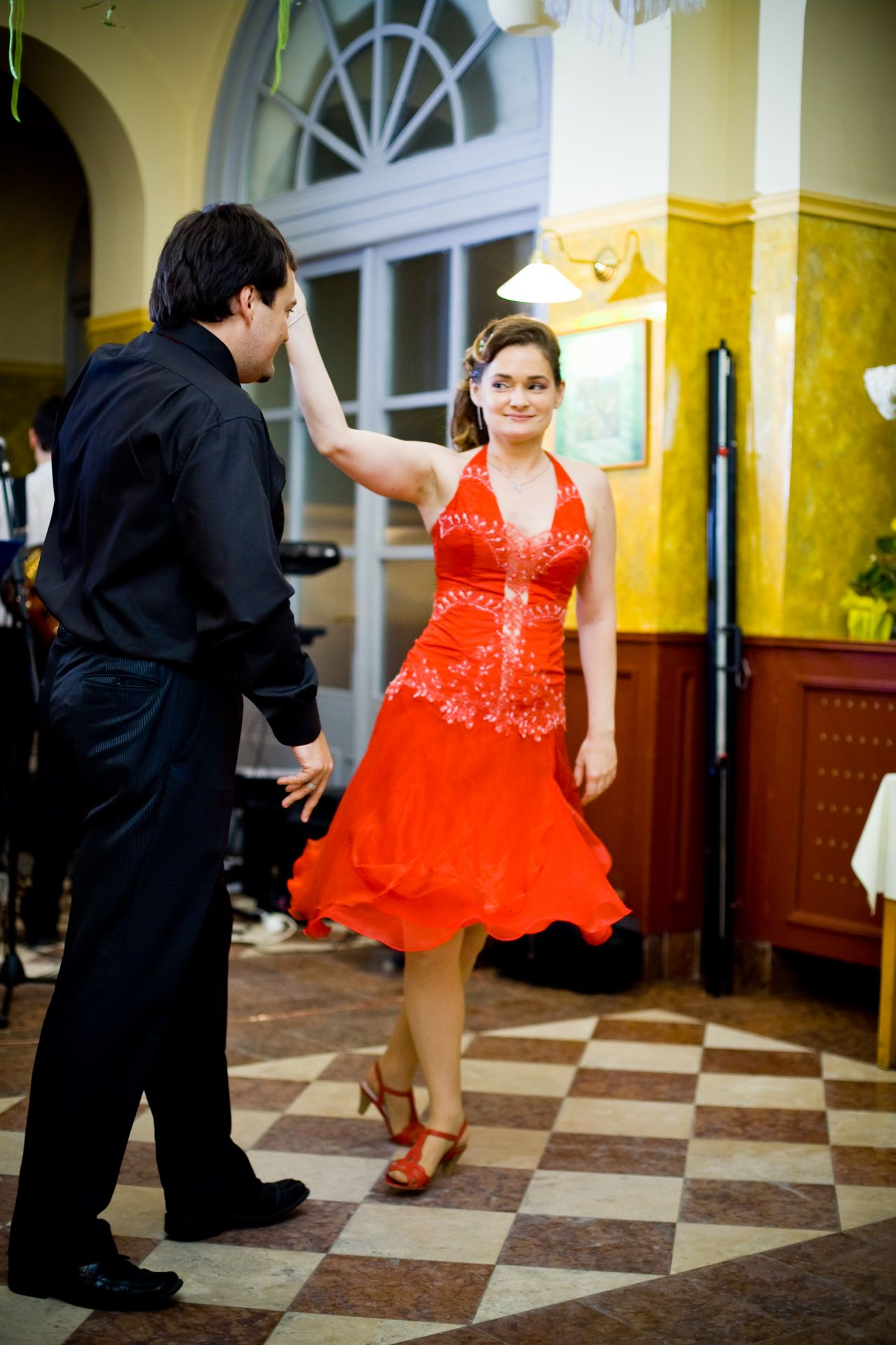 Esküvő - meglepetés tánc
