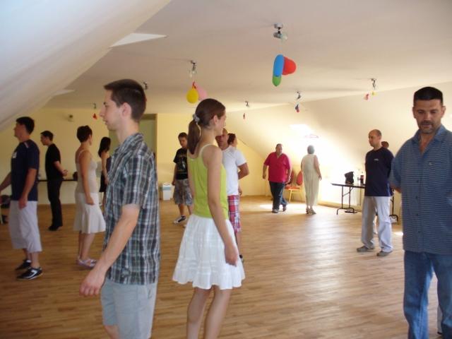Intenzív tánchétvége 2011. július