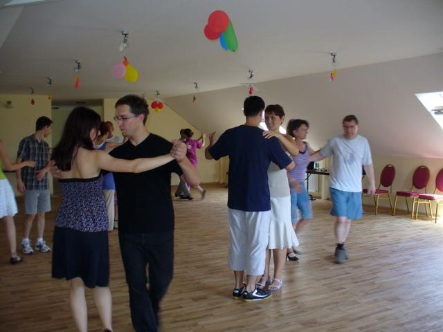 Angol keringő intenzív tánc hétvége