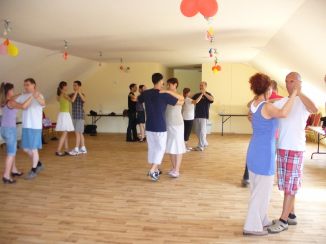 Intenzív tánc hétvége