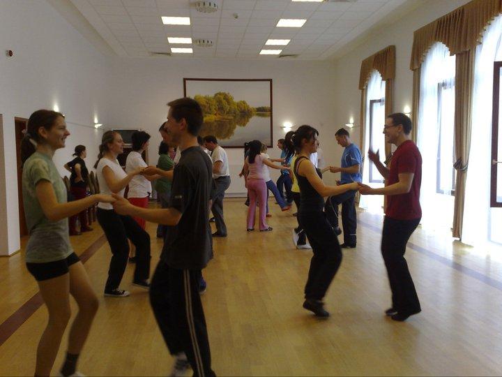 Rumba intenzív tánc hétvége