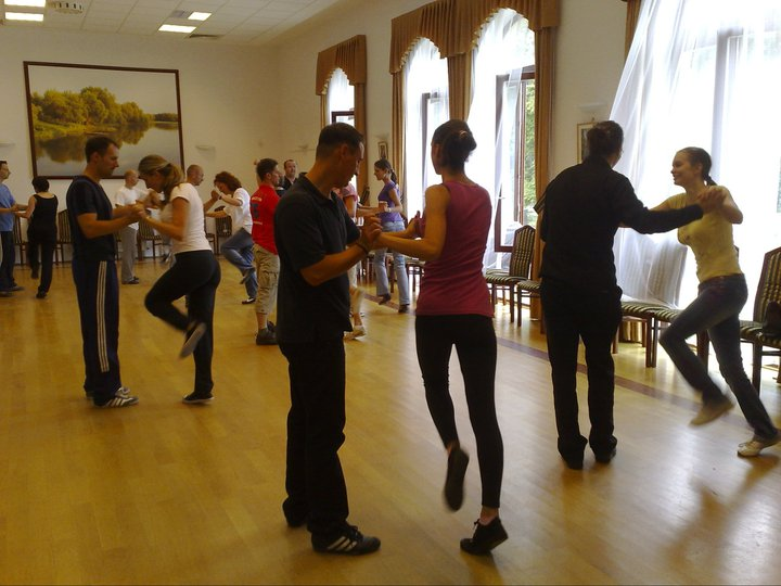 Salsa intenzív tánchétvége Nyergesújfalu