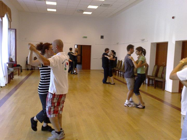 Tangó intenzív tánc hétvége