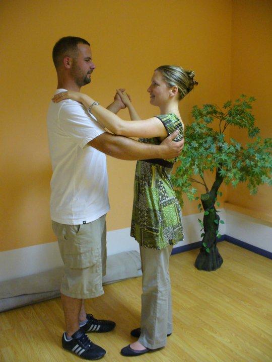Budaörs haladó táncóra