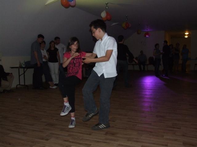 Gyerek táncbemutató 2011 április