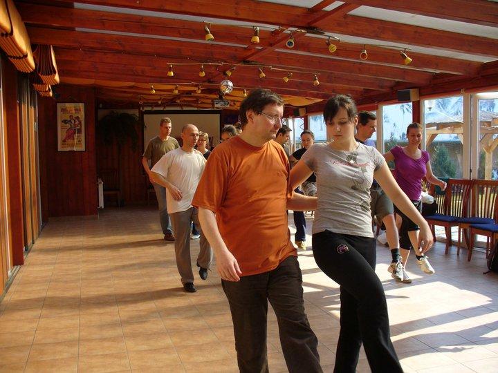 2011 téli tánctábor: Jive