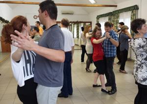 Kezdő Társastánc Tanfolyam Budaörs