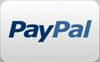 PayPal számláról, vagy PayPalon keresztül bankkártyával ONLINE a webáruházon keresztül.