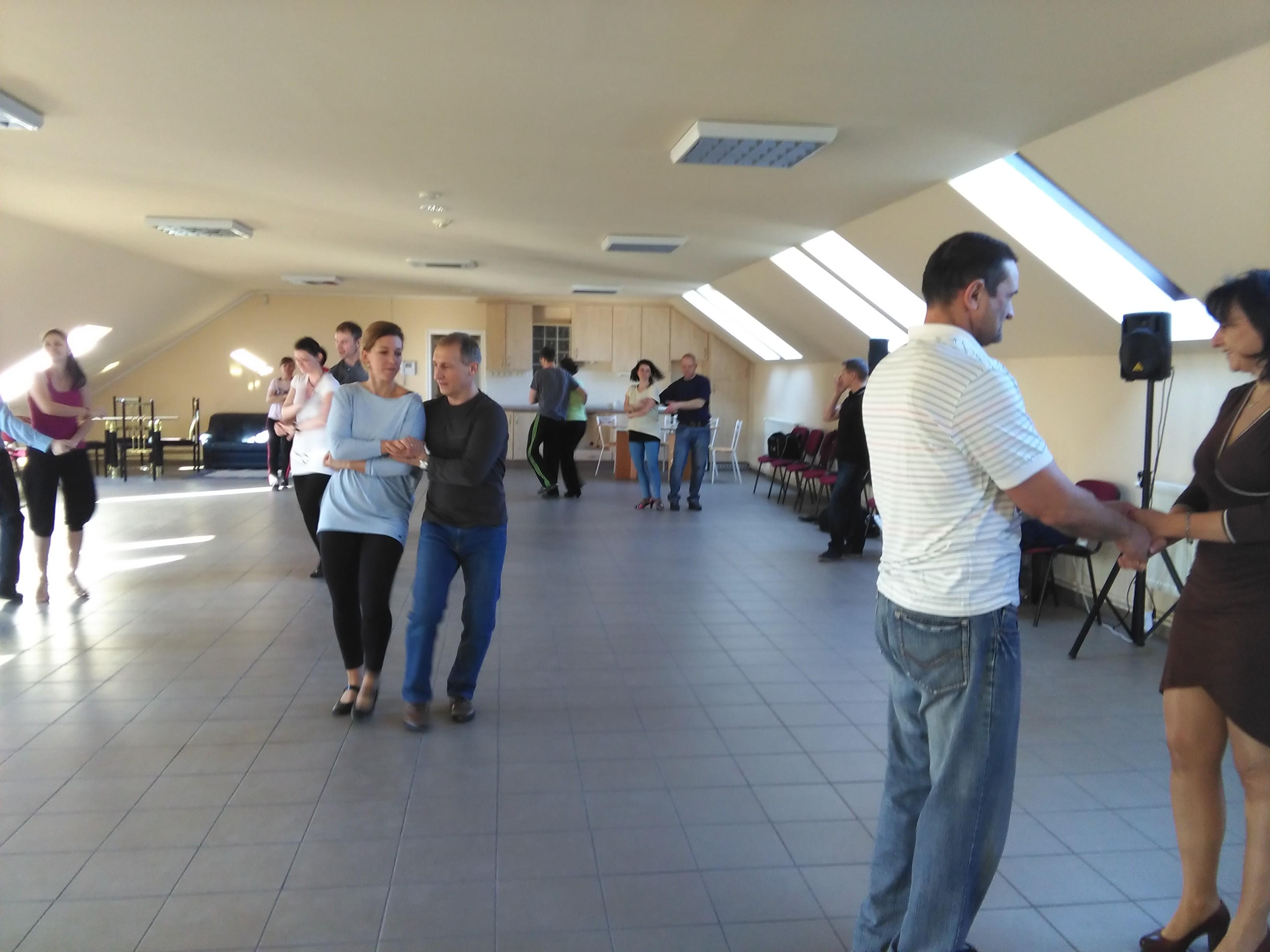 Intenzív tánc hétvége Tatabánya